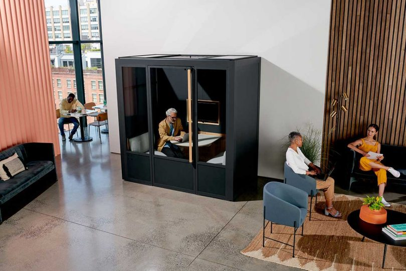 ROOM Launches New Modular Meeting Rooms for the Modern Workspace Best Children's Lighting & Home Decor Online Store