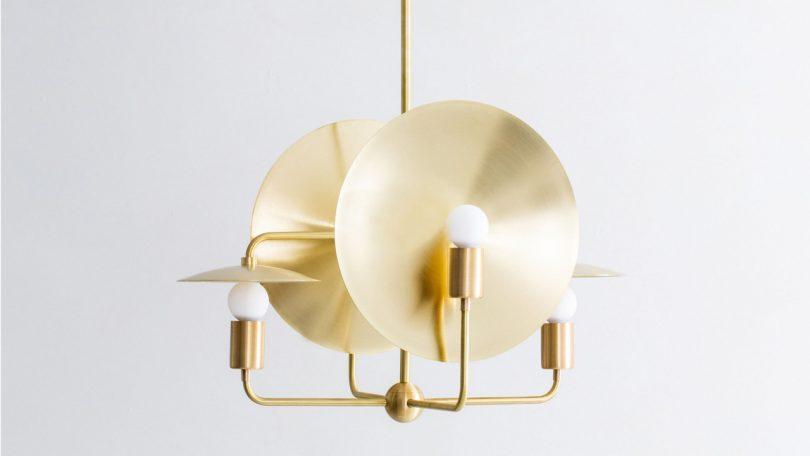 The Minimalist Orbit Chandelier by Workstead Best Children's Lighting & Home Decor Online Store