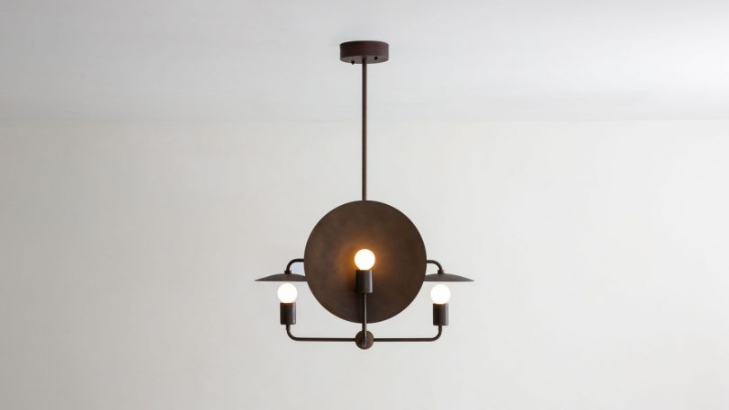 The Minimalist Orbit Chandelier by Workstead Best Children's Lighting & Home Decor Online Store