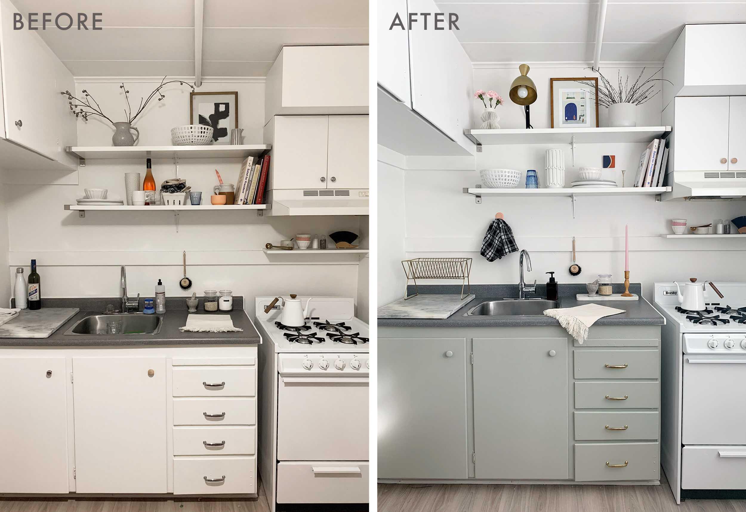 Emily Henderson Showemyourdiy DIY Kitchen 12
