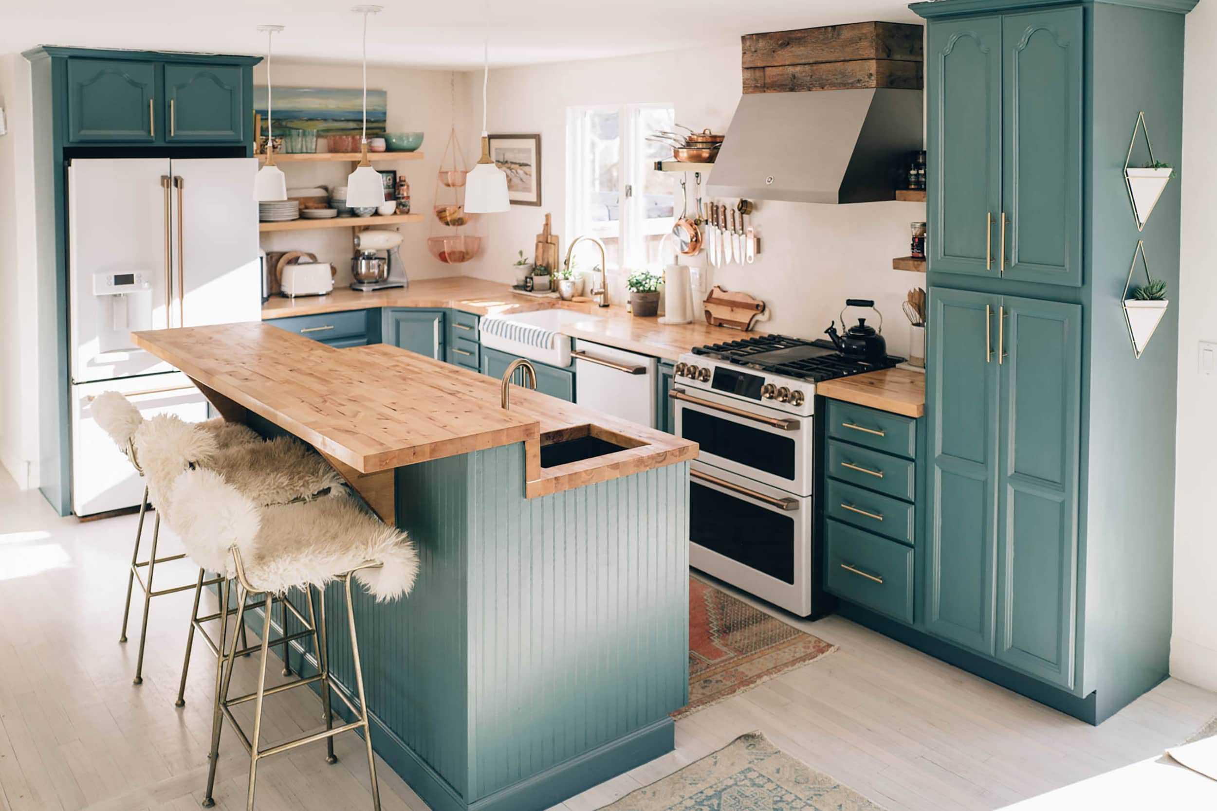 Emily Henderson Showemyourdiy DIY Kitchen 15