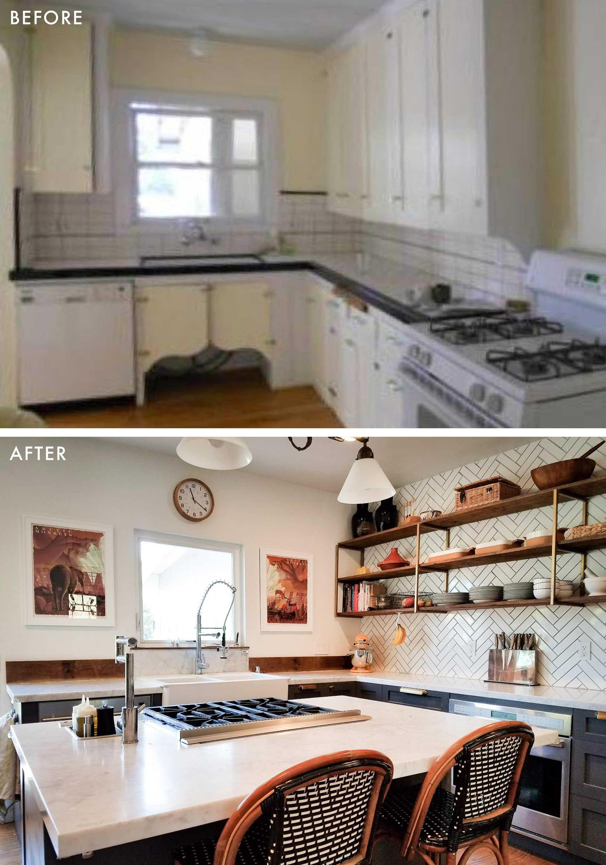 Emily Henderson Showemyourdiy DIY Kitchen 121