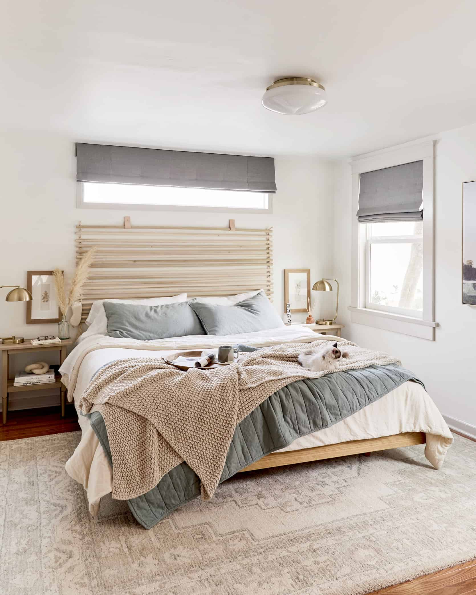 The DIY Headboard You All Wanted To Know About Best Children's Lighting & Home Decor Online Store