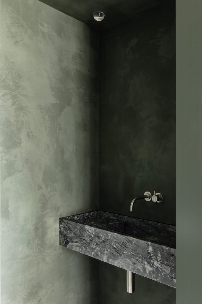 There are timeless and stylish materials like marble and stone and of course lots of wood