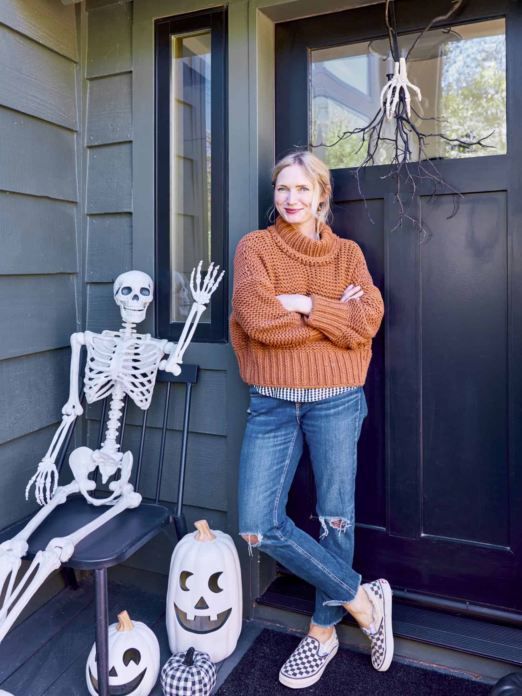 My Spooky (And Super Simple) Kid-Approved Halloween Decor Best Children's Lighting & Home Decor Online Store