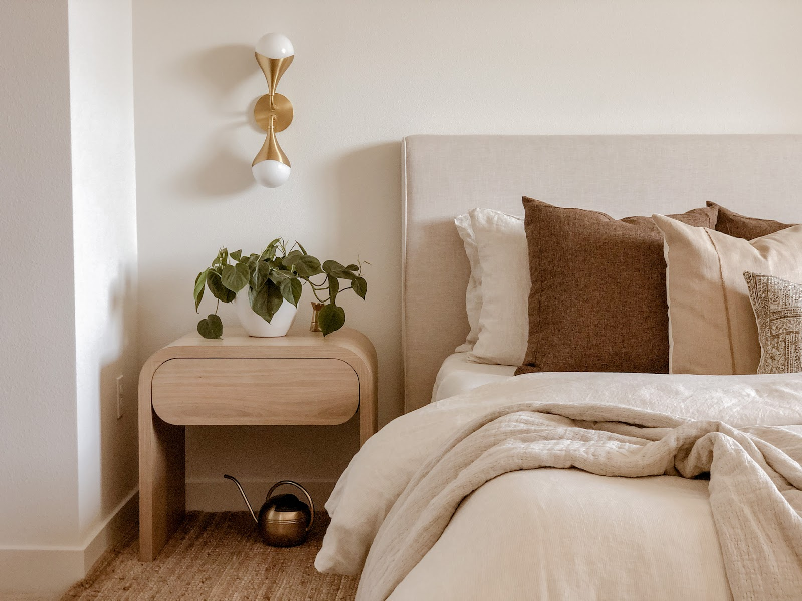 Ajai's Back (With Some Big News!) + How To Make An Apartment Bedroom Feel Like Home Best Children's Lighting & Home Decor Online Store