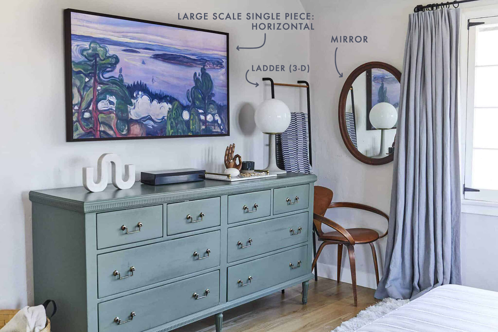 DESIGN MISTAKE: Different Walls, Same Art Configurations (AKA It's Time To Bring Life To Your Walls) Best Children's Lighting & Home Decor Online Store