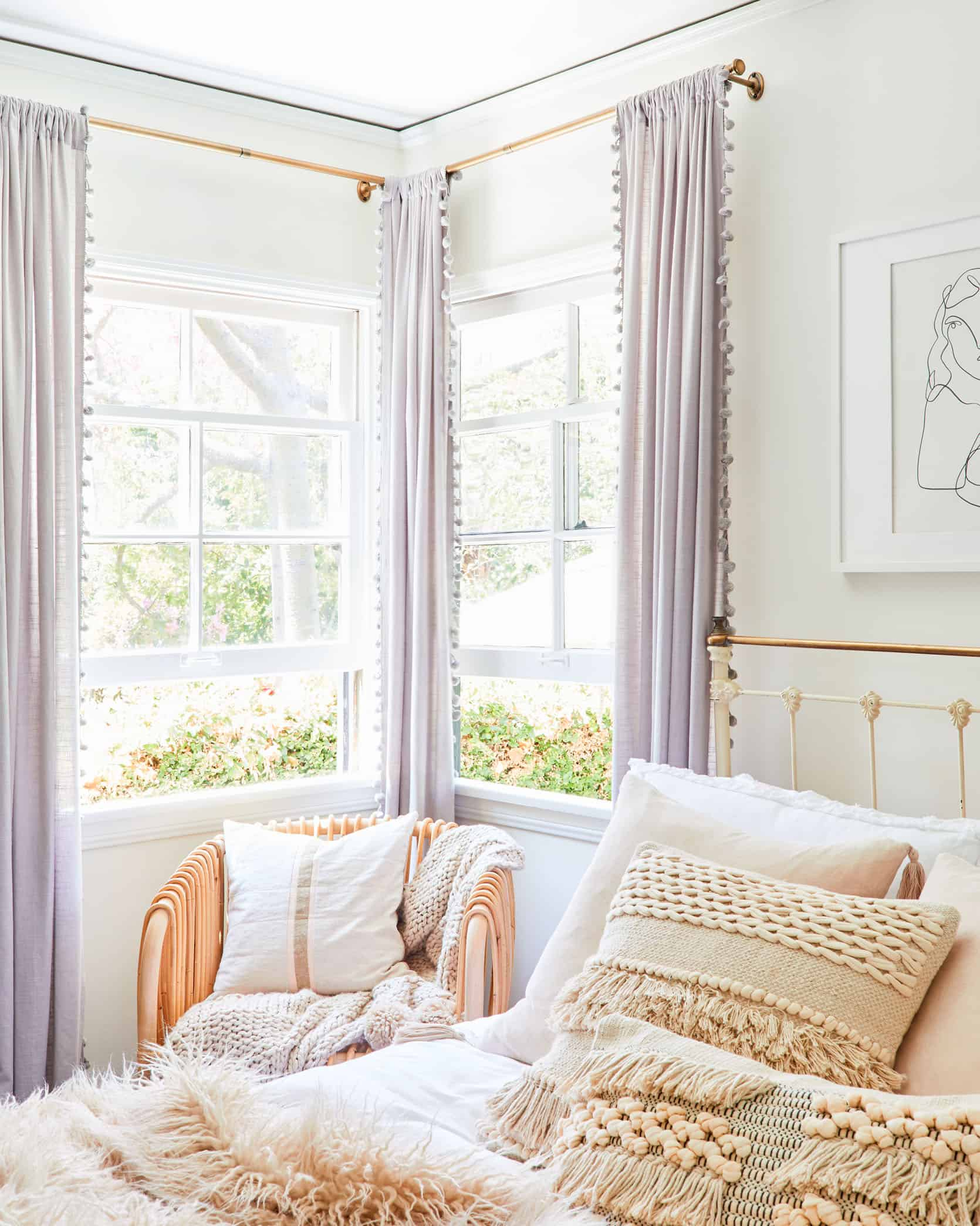 """A Refresh Of Our Favorite """"Child Client's"""" - Bedroom 8 Years Later Best Children's Lighting & Home Decor Online Store"""