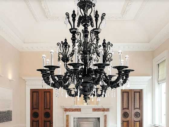 Arguably the most iconic 20th century chandelier, Barovier &