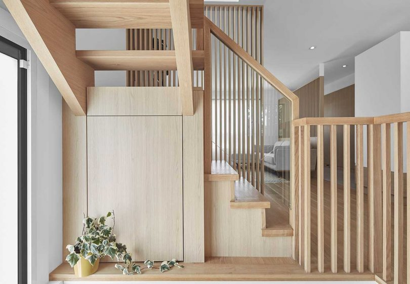 A Minimalist Home in Toronto Designed With a Focus on Natural Materials Best Children's Lighting & Home Decor Online Store