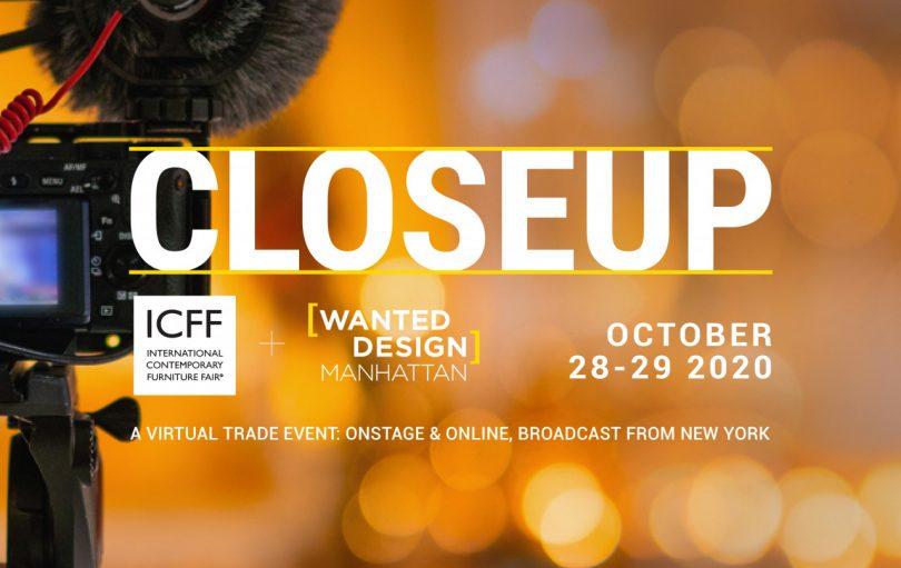 WantedDesign and ICFF Team up for CLOSEUP Best Children's Lighting & Home Decor Online Store