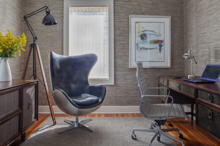 Everything You Need to Make Your Home Office Design Work for