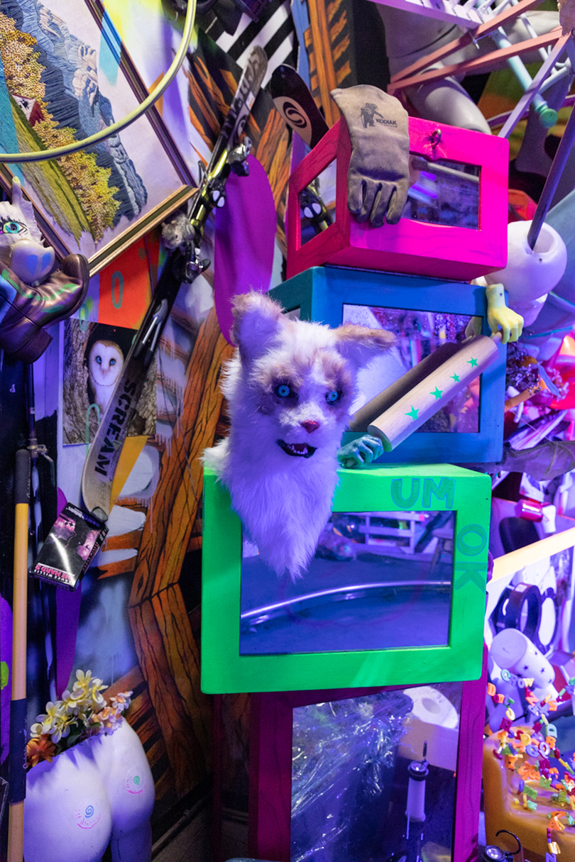 Friday Five With Han Santana-Sayles of Meow Wolf Best Children's Lighting & Home Decor Online Store