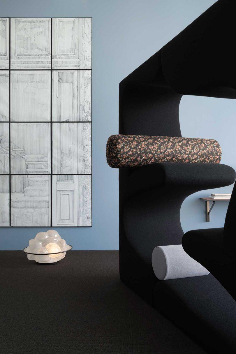 Charlap Hyman & Herrero Reimagines the VitraHaus Loft Into a Lush Interior Best Children's Lighting & Home Decor Online Store