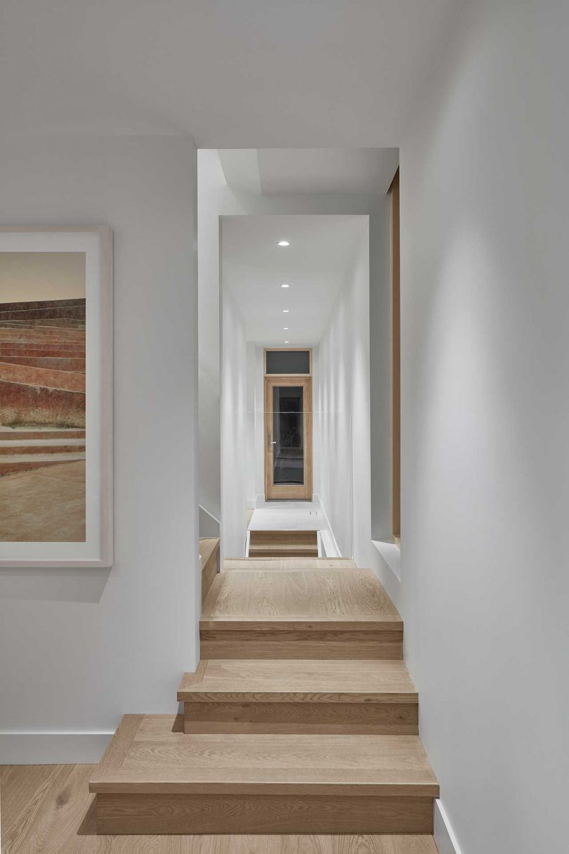 A Narrow House in Toronto That's Visually Connected From the Front to the Back Best Children's Lighting & Home Decor Online Store