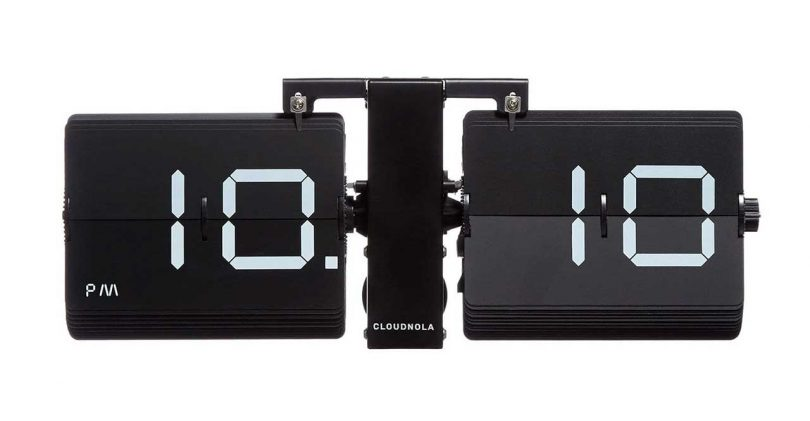 These cloudnola Clocks Will Have You Flipping Out Best Children's Lighting & Home Decor Online Store