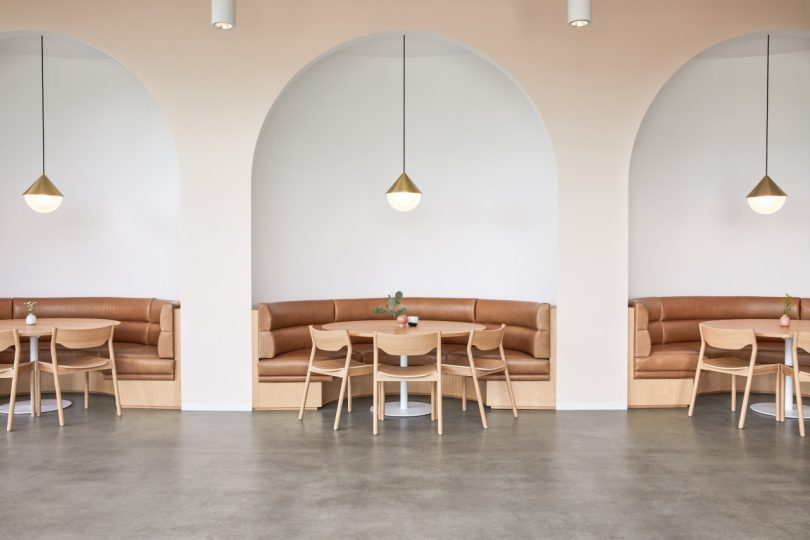Goop's New HQ by Rapt Studio Looks Like a Modern Office but Feels Like Home Best Children's Lighting & Home Decor Online Store