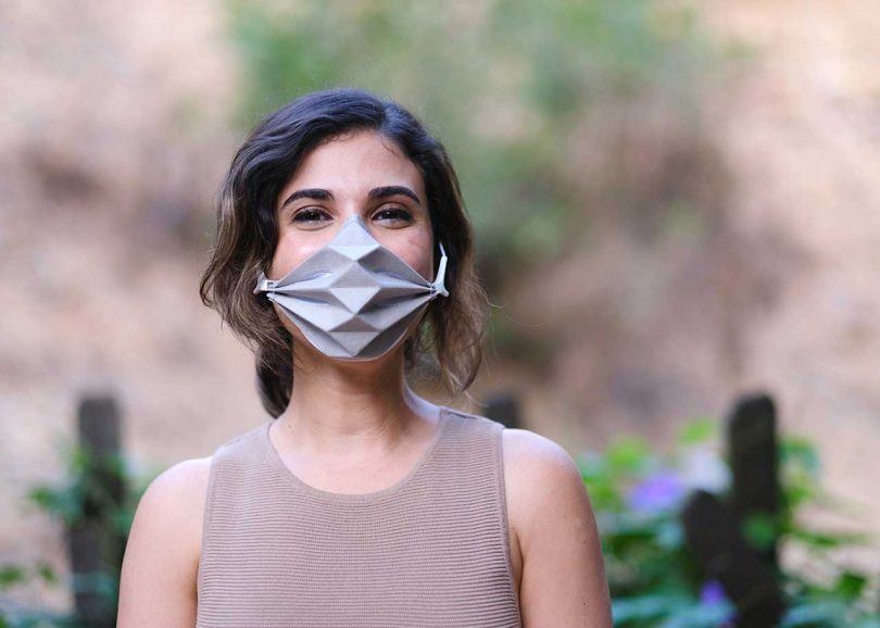 Zimarty Turns the Face Mask Into Wearable Architecture With zMask Best Children's Lighting & Home Decor Online Store