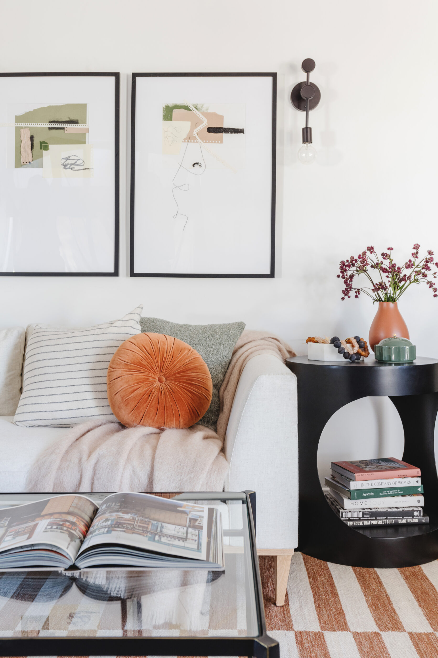 All Your Living Room Styling Questions Answered (Plus Some Furniture &Amp; Decor Reviews)