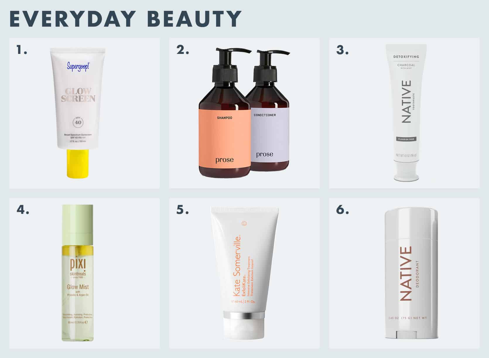 More Of My Favorite Things (Part 2): Fashion/Beauty/Health Edition