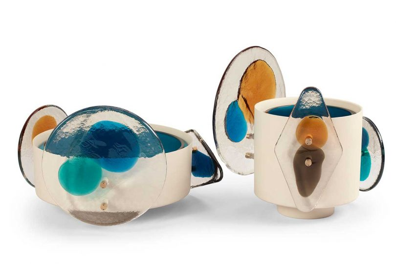 Murano Glass Brings Colourdisc To Life