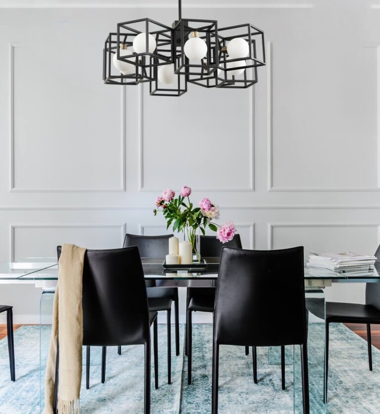 Furniture and Lighting for Every Dining Room Design