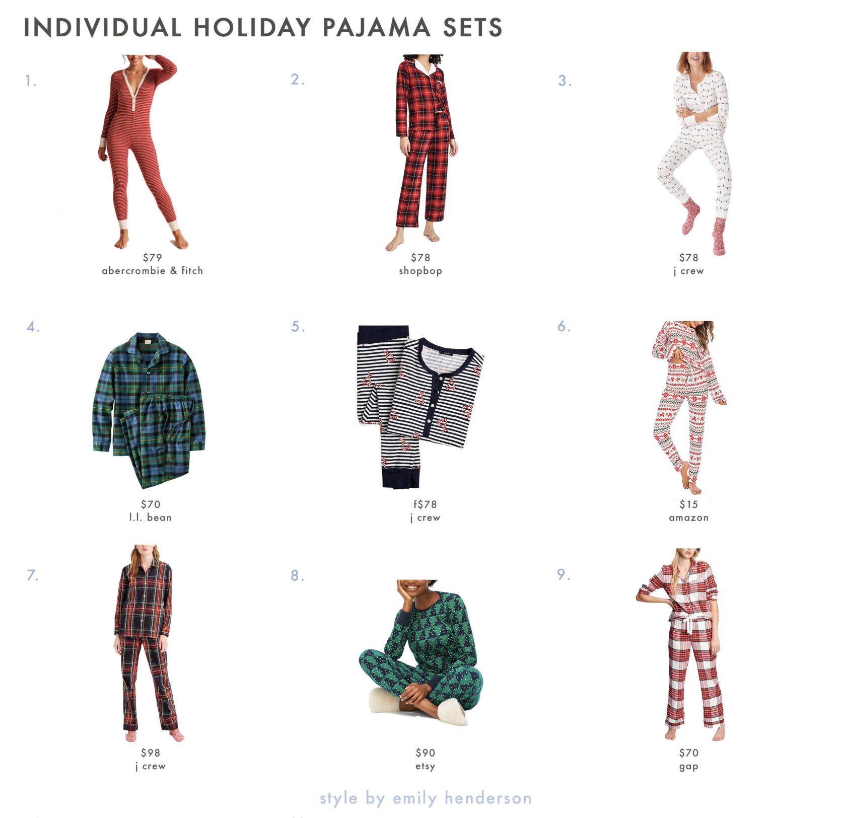 If You Haven't Bought Your Family (Or Yourself) Matching Holiday Pajamas Yet, Now's Your Chance Best Children's Lighting & Home Decor Online Store