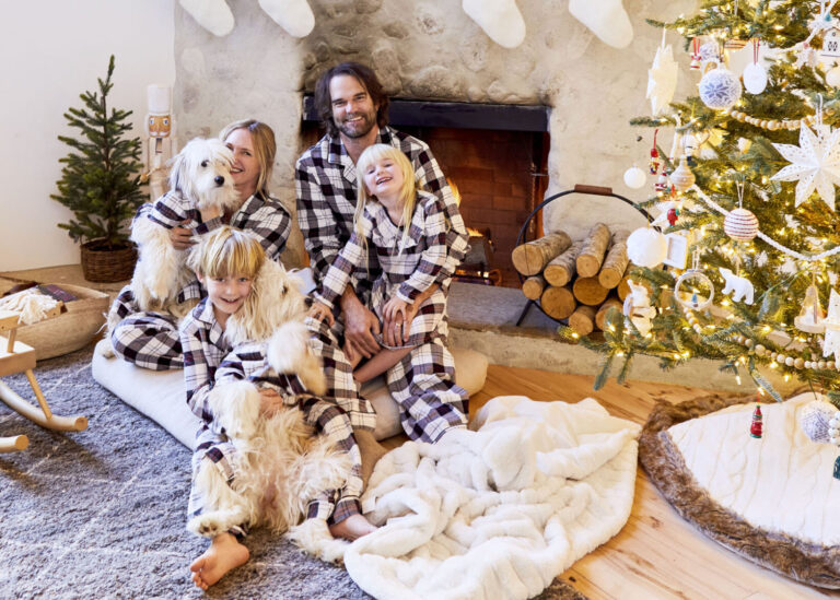 If You Haven'T Bought Your Family (Or Yourself) Matching Holiday Pajamas Yet, Now'S Your Chance