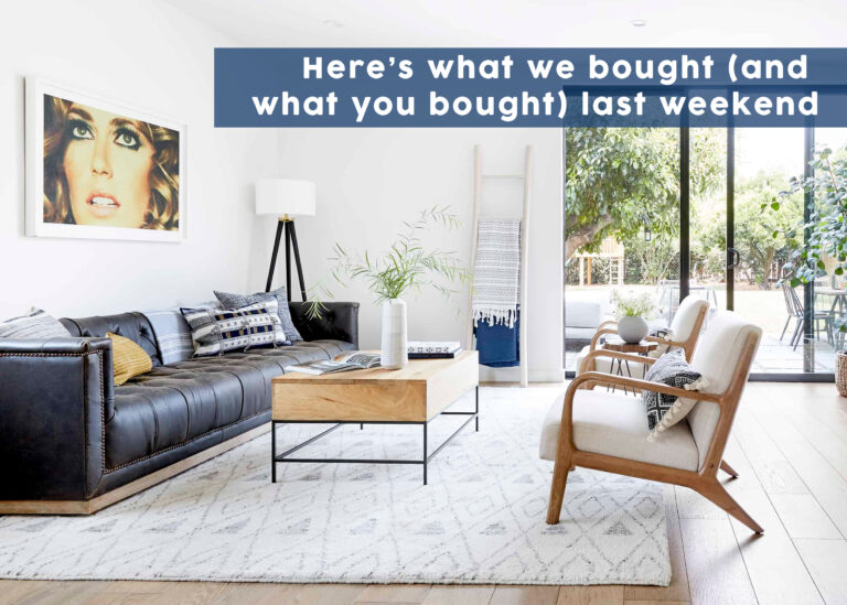What We (And You All) Bought During The Biggest Sale Weekend Of The Year