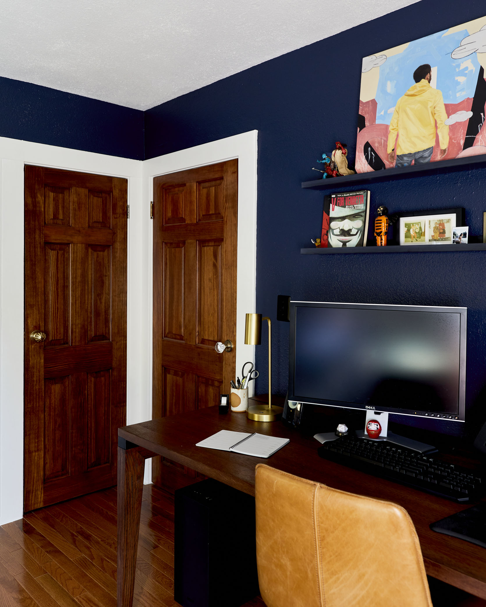 Sara & Mac's Office/Guest Room Reveal - LOTS Of Function + Even More Color and Style Best Children's Lighting & Home Decor Online Store