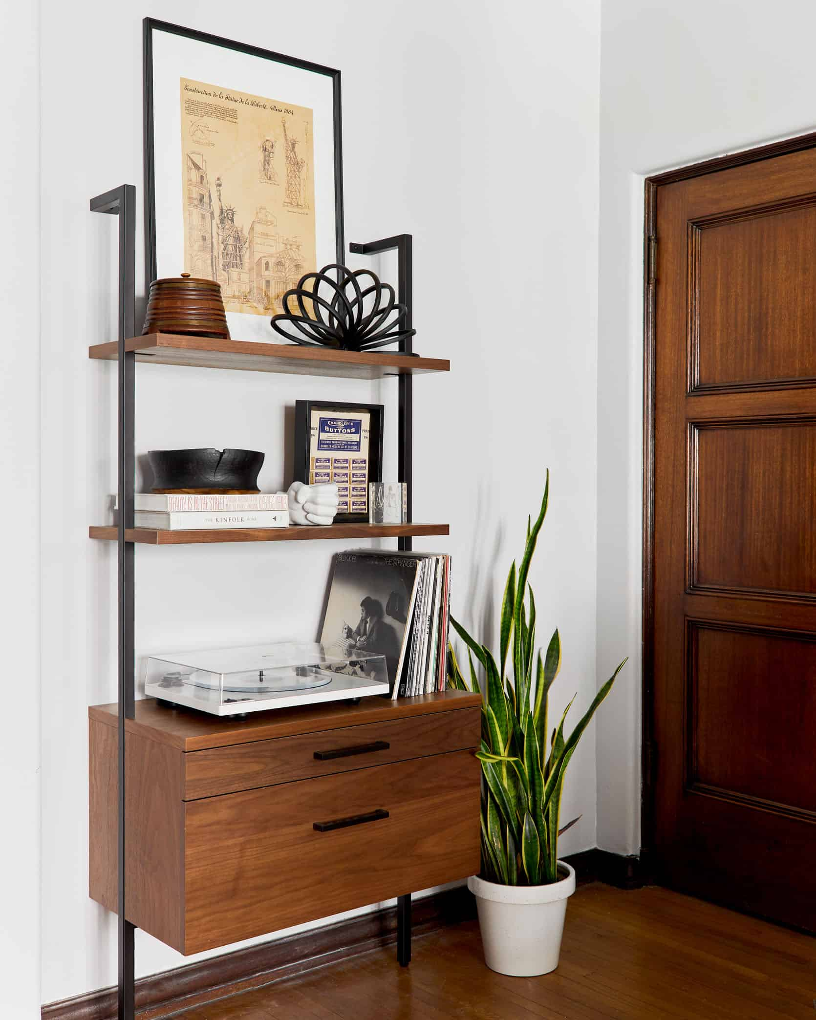 Not-Ugly Vinyl Record Storage Options (Beyond the Kallax, Because Brian's Driving Em Crazy With Records Everywhere) Best Children's Lighting & Home Decor Online Store