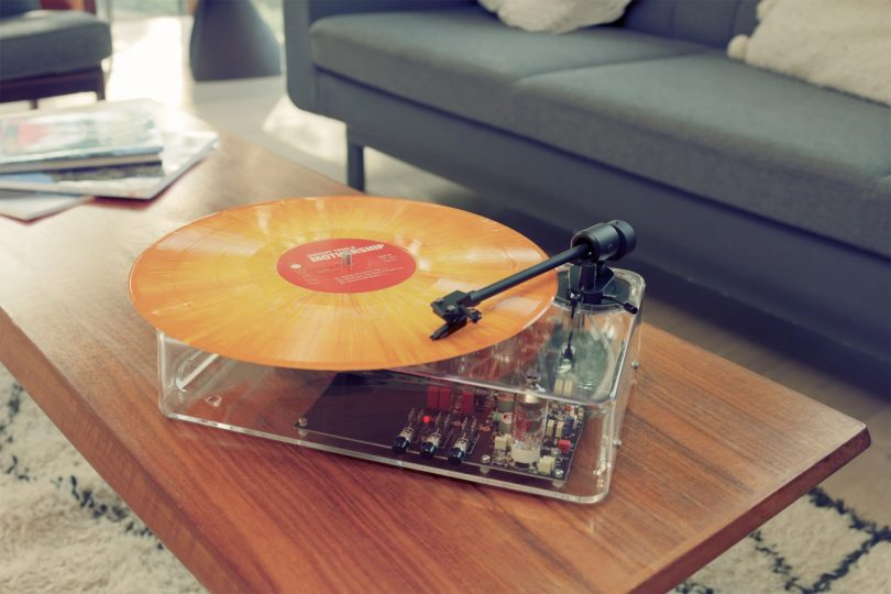 The Gearbox Automatic Updates a Clearly Unique Turntable Best Children's Lighting & Home Decor Online Store