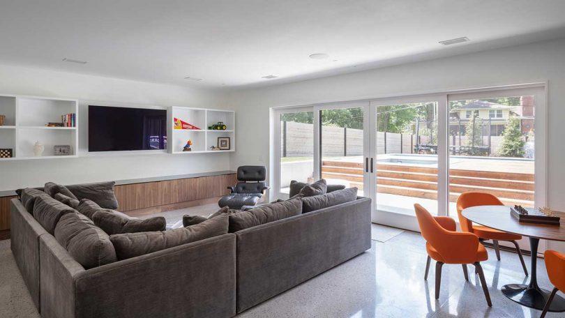 The Homestead Residence in Kansas Gives Nod to Mid-Century Modern Design Best Children's Lighting & Home Decor Online Store