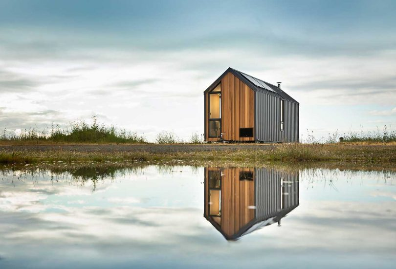 Modern Shed Unveils a Portable Home: The DW (Dwelling on Wheels)