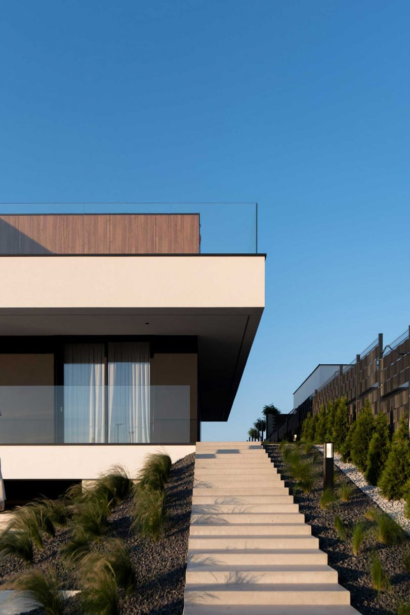 The Slab House In Poland Resembles How A Lego House Would Be Built