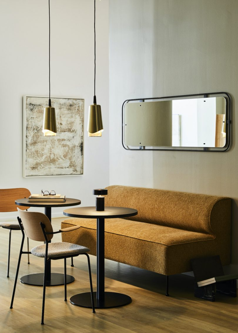 The Menu Space New York Showroom Designed by Hilary Robertson Best Children's Lighting & Home Decor Online Store
