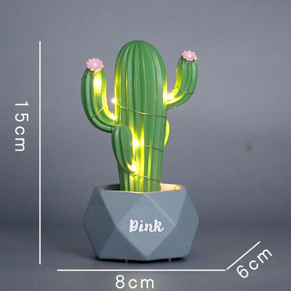 Original Cactus Led Table Lamp