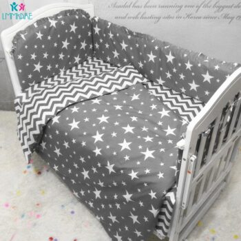 Breathable Baby Crib Bumper Pads Crib Liner Cot Sets Best Children's Lighting & Home Decor Online Store