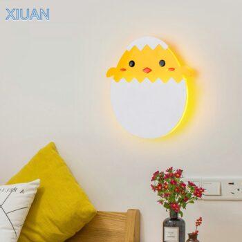 LED Dinosaur Egg Shape Cute Kids Wall Lamp Best Children's Lighting & Home Decor Online Store