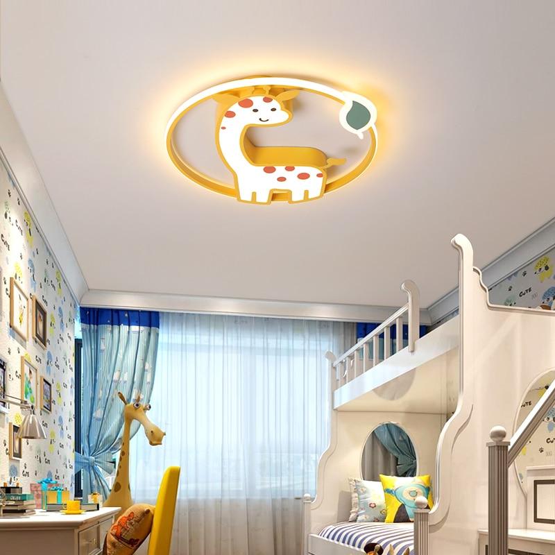 Baby Cartoon Ceiling Lights Modern Led Lamp Best Children's Lighting & Home Decor Online Store