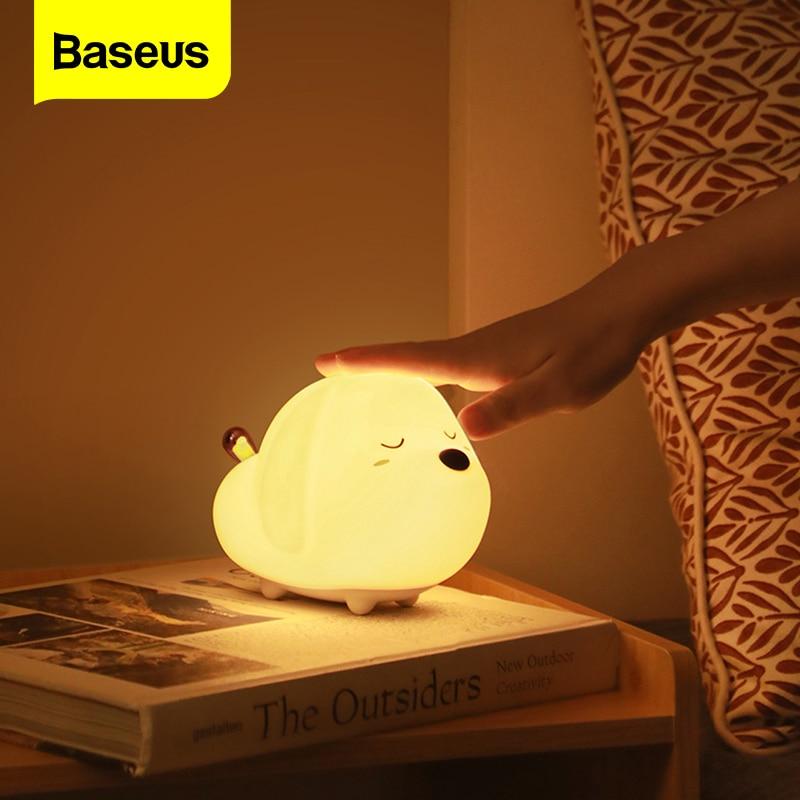 Cute Touch Sensor LED Night Lamp Best Children's Lighting & Home Decor Online Store