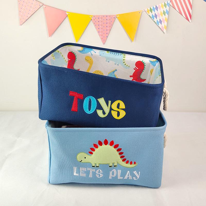 Cartoon Dinosaur Foldable Laundry Basket Best Children's Lighting & Home Decor Online Store