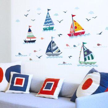 Nautical room theme