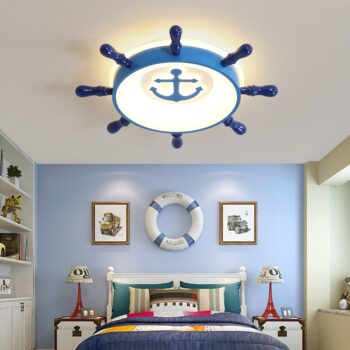 Pirate Dreaming Modern Led Ceiling Lights Best Children's Lighting & Home Decor Online Store
