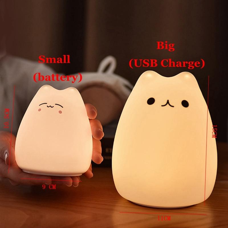 Cute LED Night Light Best Children's Lighting & Home Decor Online Store