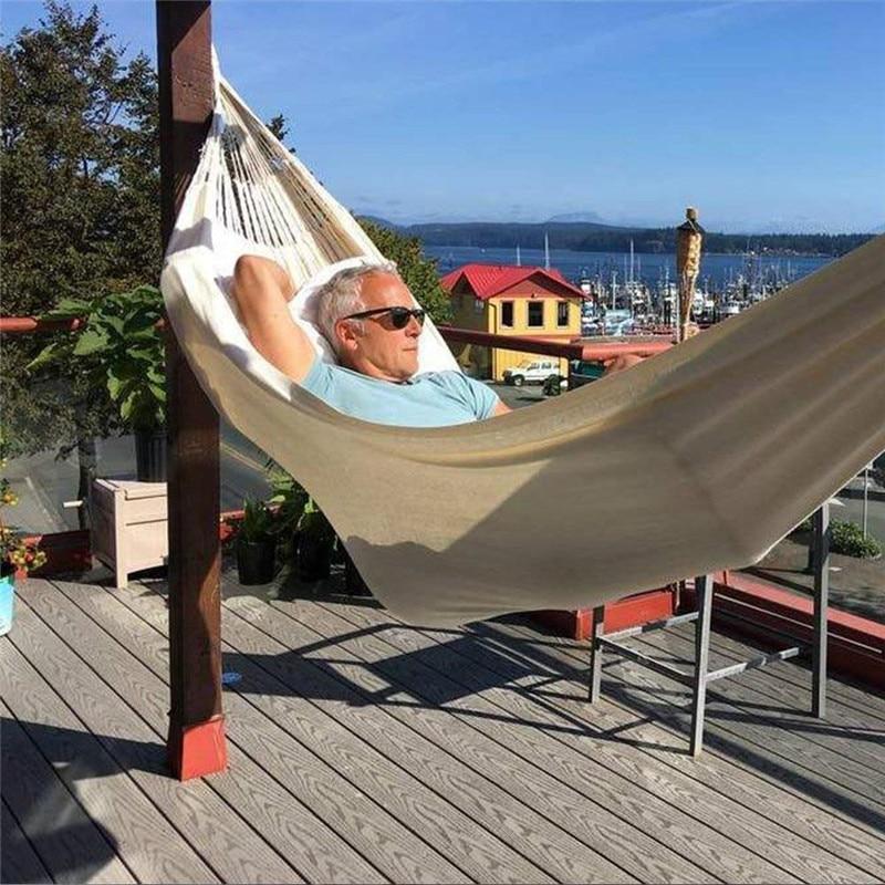 Double Outdoor Rollover Prevention Camping Hammock Best Children's Lighting & Home Decor Online Store