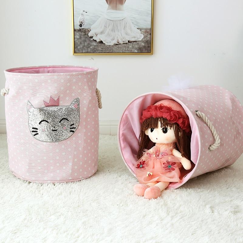 Foldable Laundry Basket- kids baby Home Organizer Best Children's Lighting & Home Decor Online Store