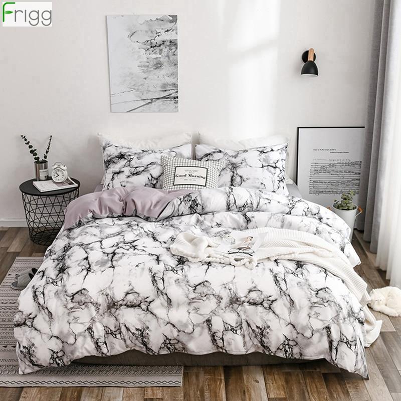 Printed Marble Bedding Set Best Children's Lighting & Home Decor Online Store