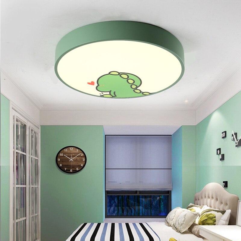 Acrylic Round Circle UFO Children Boys Led Bedroom Best Children's Lighting & Home Decor Online Store