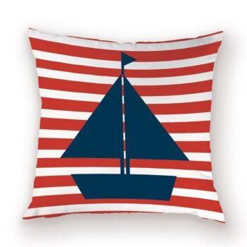 Sea Nautical Conch Ocean Sea Cushion Cover